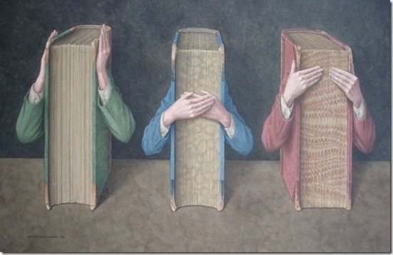 The Three Wise Books (FILEminimizer)