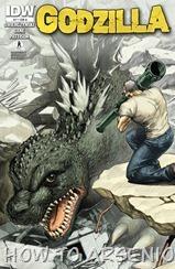 Godzilla 007-000