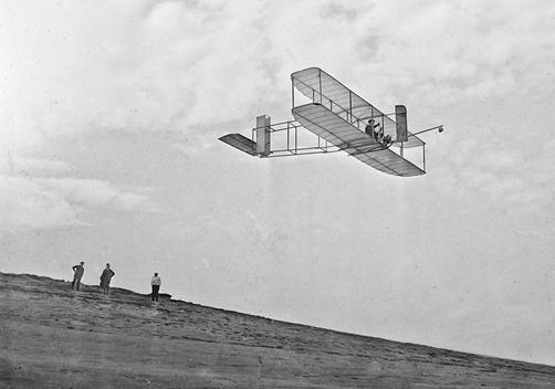 Sheva Apelbaum Wright Glider