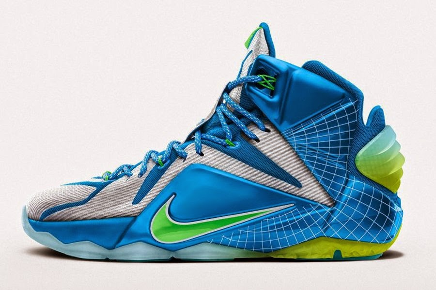 7ad2d4883e397 Make Your Own All-Star LeBron 12 via Nike iD Starting Feb. 13