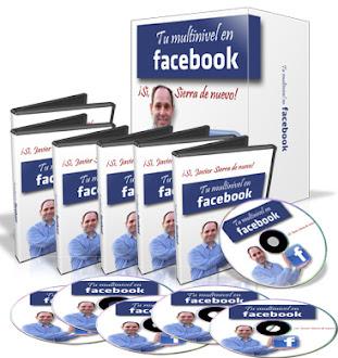 TU MULTINIVEL EN FACEBOOK, Javier Sierra [ Curso en Video ] – Cómo hacer decenas de contactos al mes para un negocio multinivel en Facebook