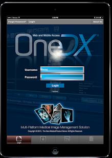 OneDX