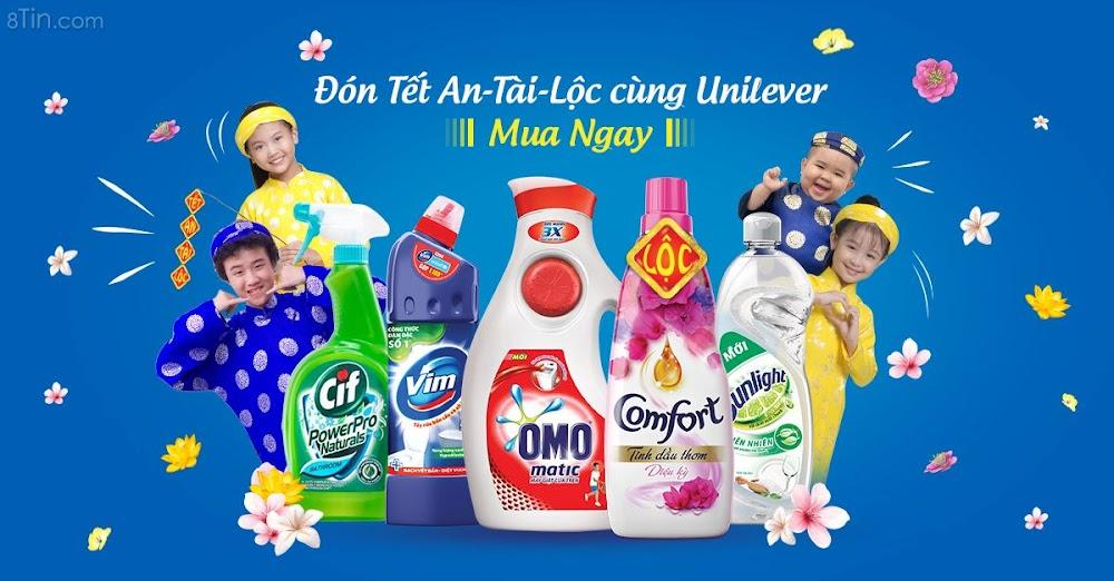Truy cập https://www.adayroi.com/unilever mua ngay Comfort tinh dầu thơm và sử d