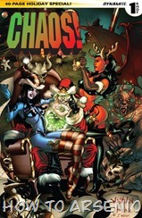 Actualización 20/12/2018: Trite actualiza el post con el numero Chaos: Especial de Navidad gracias a la traducción de Zur y a las maquetas de Kenji. Originalmente estaba en el post, sin embargo, cuando se resubieron los cómics, no se encontró el especial.