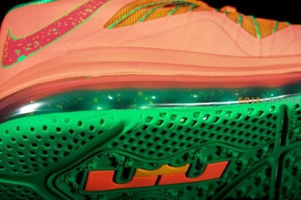 Hight Quality Nike Air Max Lebron X Low Watermelon