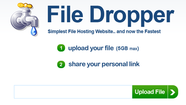 Free Hosting for 5 GB File Upload