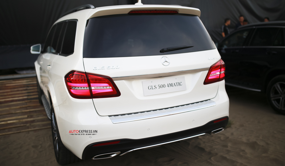 Xe Mercedes Benz GLS 500 4Matic 020
