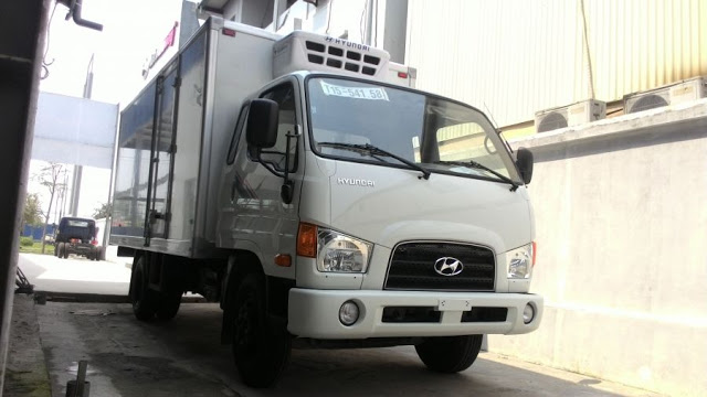 Hyundai 3,5 tấn đông lạnh