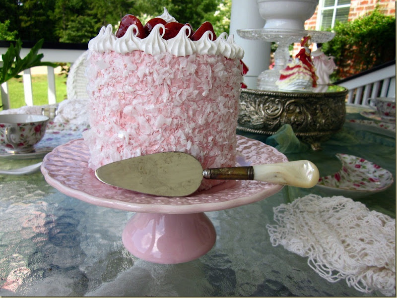 A Southern Belle Dishes On Decor June Tea Party W Lefton