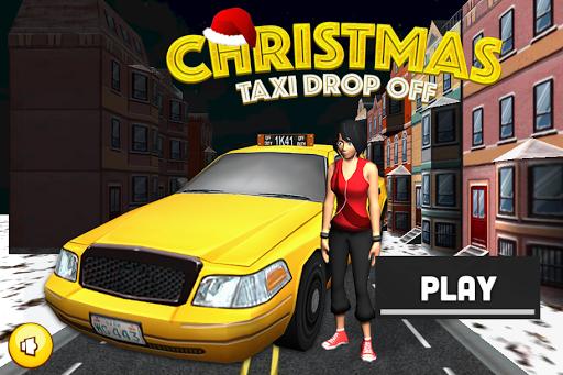 Christmas Taxi Dropoff 2015