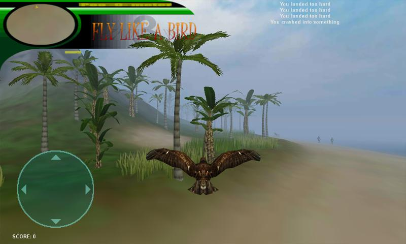 Fly like a bird 3 - screenshot