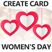 Womens Day Cards, Create
