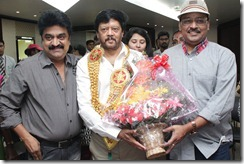 Tamil Actor Thiagarajan Birthday Celebrations2013
