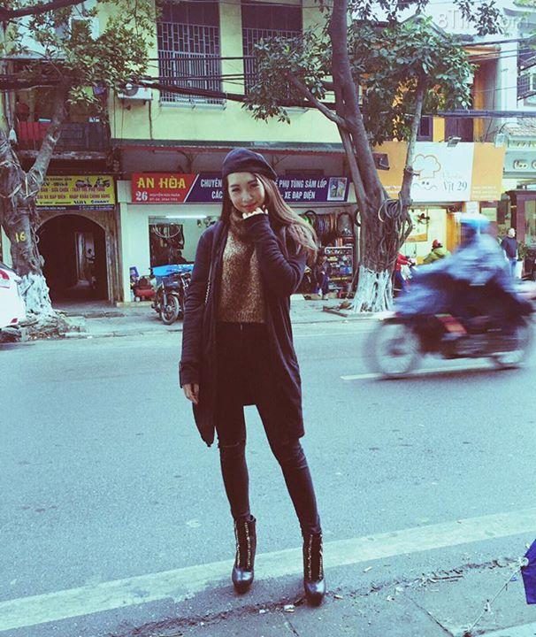 Hà Nội lạnh nhắmmm, về SG đâyyyyy