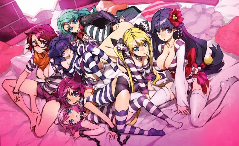 Criminal Girls Invitation