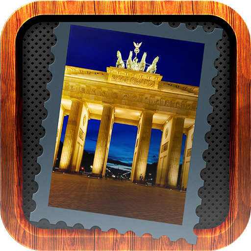 Berlin City Guide Puzzle LOGO-APP點子