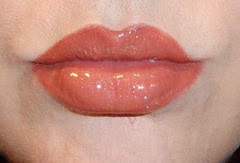 Hide and Seek Lip Pencil with Daydream Lip Polish on top