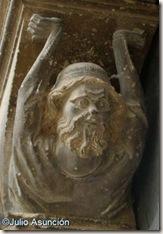 Iglesia del Santo Sepulcro - Judio - Estella