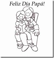 Día Del Padre Dibujos Para Colorear Dibujos Colorear