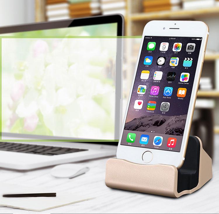 đế sạc cho smartphone