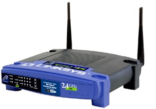 Linksys-Wireless-Router