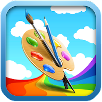 Kids Paint + Coloring book 5.02