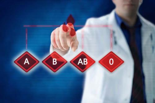 Những nhóm máu chính của con người