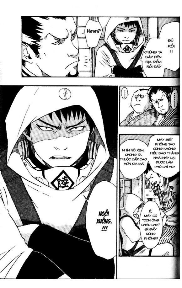 Dragon Eyes - Mắt Rồng Chap 006