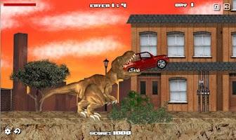 Screenshot of LA Rex