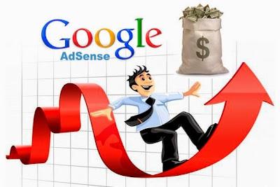 cara meningkatkan pendapatan google adsense