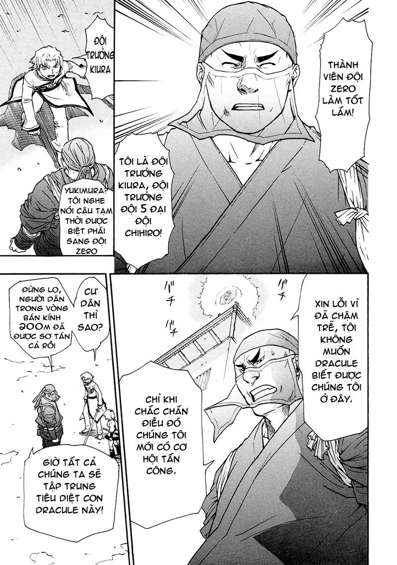 Dragon Eyes - Mắt Rồng Chap 005