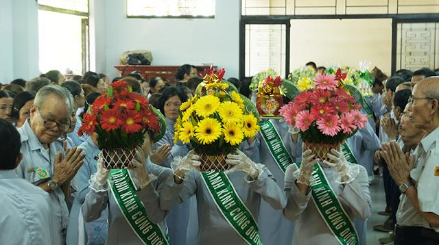 DSC06367 Lễ Hiệp kỵ   Lễ Huý Nhật Cư sĩ Sáng lập viên GĐPT Việt Nam   Tâm Minh Lê Đình Thám
