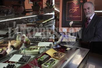 Pâtisserie,chocolaterie florentine,Au Royaume des gourmets