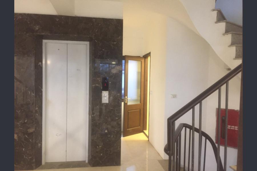 Cho thuê căn hộ chung cư Mặt Tiền đường Trần Thủ Độ Quận Tân Phú 02