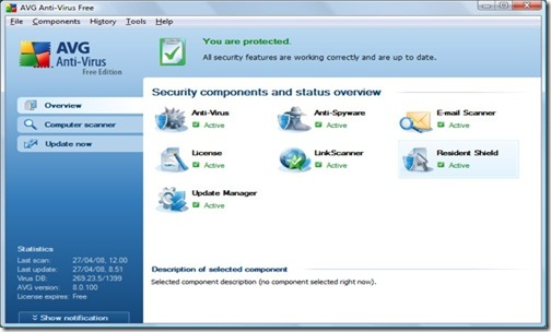 Best free antivirus software 2012 download.