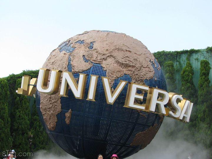Universal Studios Osaka là khu Universal Studios đầu tiên nằm ngoài nước