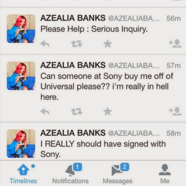azealia lilly