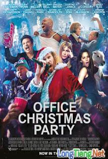 Tiệc Giáng Sinh Bá Đạo - Office Christmas Party