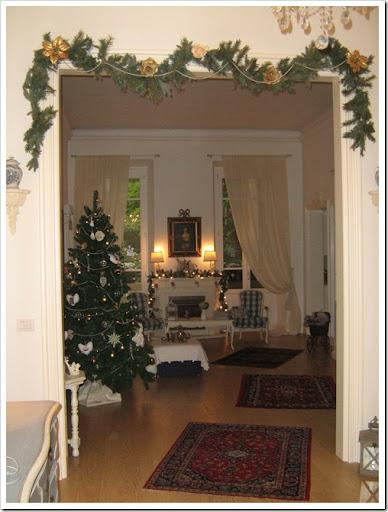 Case natalizie addobbate cw57 regardsdefemmes for Case inglesi interni