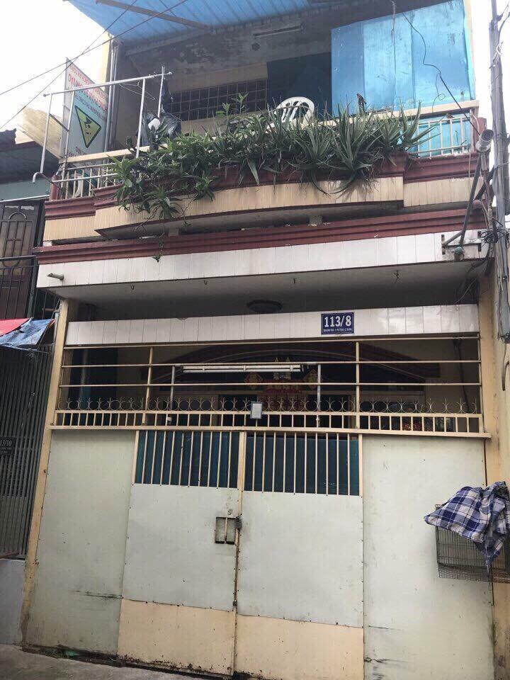 Bán nhà hẻm ô tô Trịnh Đình Thảo Quận Tân Phú 02