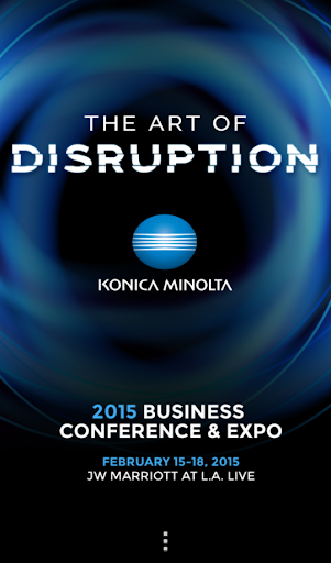 The Art of Disruption