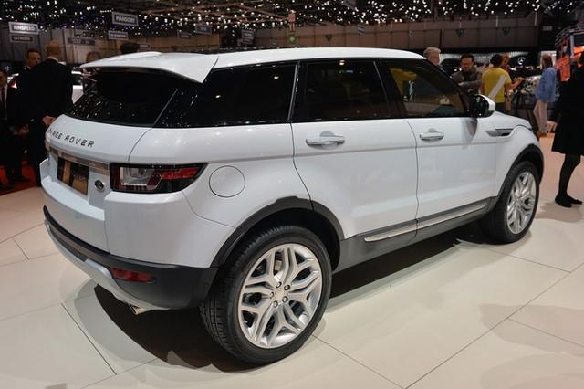 Xe Range Rover Evoque siêu tiết kiệm nhiên liệu 06