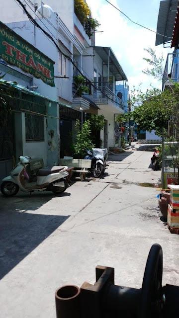 Bán nhà hẻm 4,5 mét Đường Đất Mới Quận Bình Tân 001