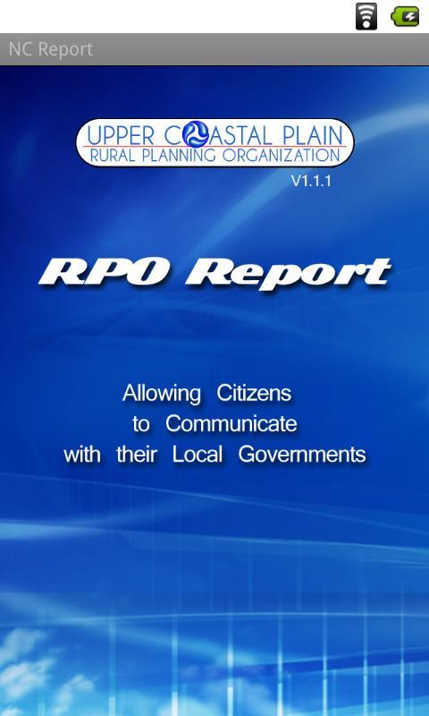 NC Report- screenshot