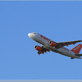Steigflug EasyJet A319