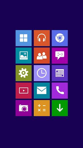 【免費個人化App】WinMetro Theme - KK Launcher-APP點子