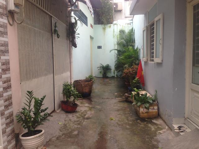 Bán nhà 1 trệt 1 lầu hẻm Kênh Tân Hóa Tân Phú 05