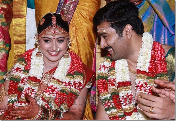Sneha Wedding Saree 2