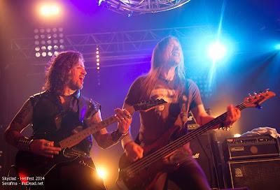 Skyclad au Hellfest 2014