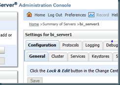 Oracle Business Intelligence OBIEE 101: OBIEE11g HTTPS / SSL
